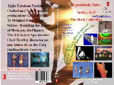 The Rock Collection. Tacky Not Very Professional Music Videos on  DVD.  Buy Now at £10.00 including UK postage and packing. Please E mail to info@espadarolls.com for more information or to order.
