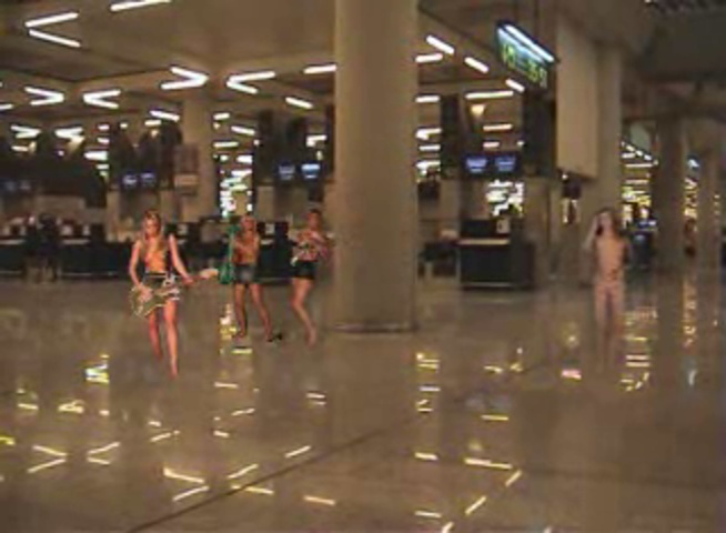 Airport All Double Click to watch